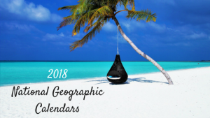 Get Dazzling National Geographic Wall Calendar 2018