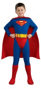 Super Hero Halloween Costumes for Boys