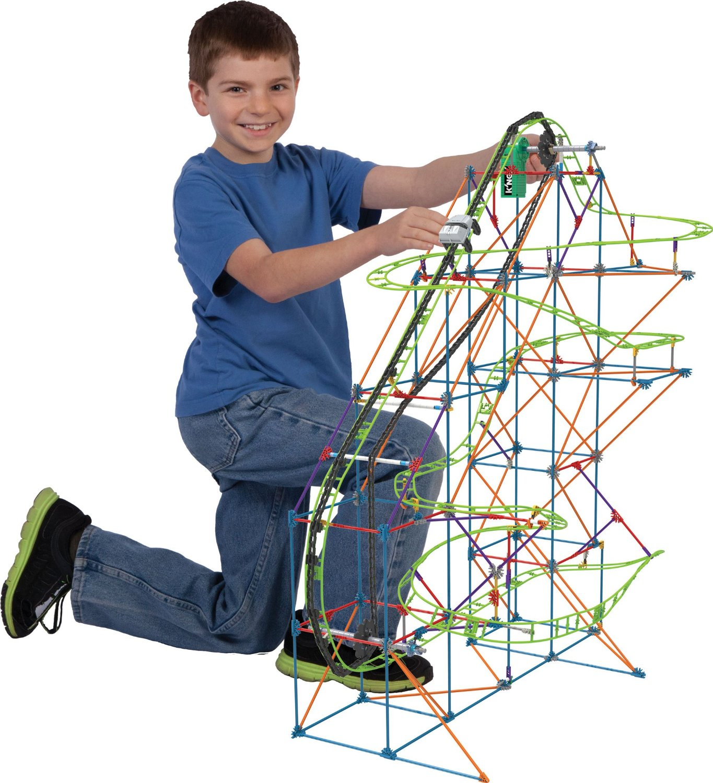 Roller Coaster Building Sets For Kids