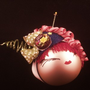 Queen Beez Glass Ornaments from Jootz