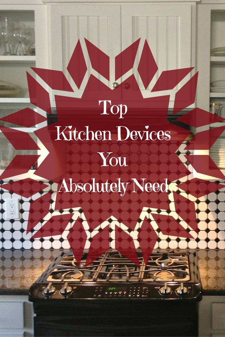 Best kitchen gadgets to have