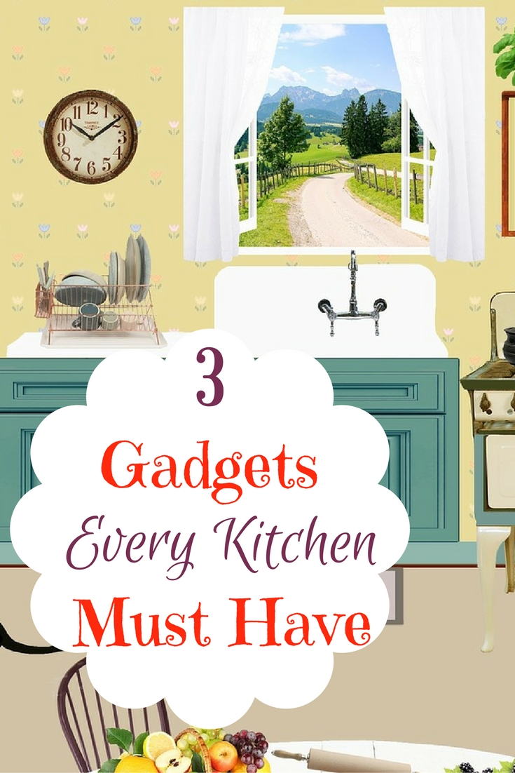 Best kitchen gadgets you must have