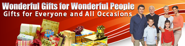wonderful gifts for wonderful people