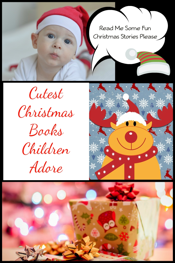 Christmas story books children