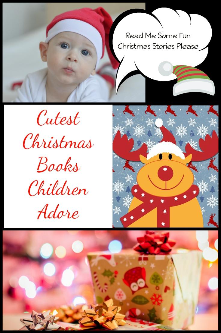 Christmas story books children