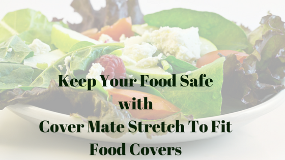 Cover Mate Stretch To Fit Food Covers
