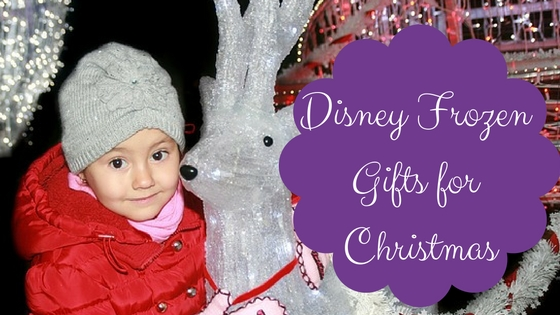 Enjoy Disney Frozen Christmas Gifts