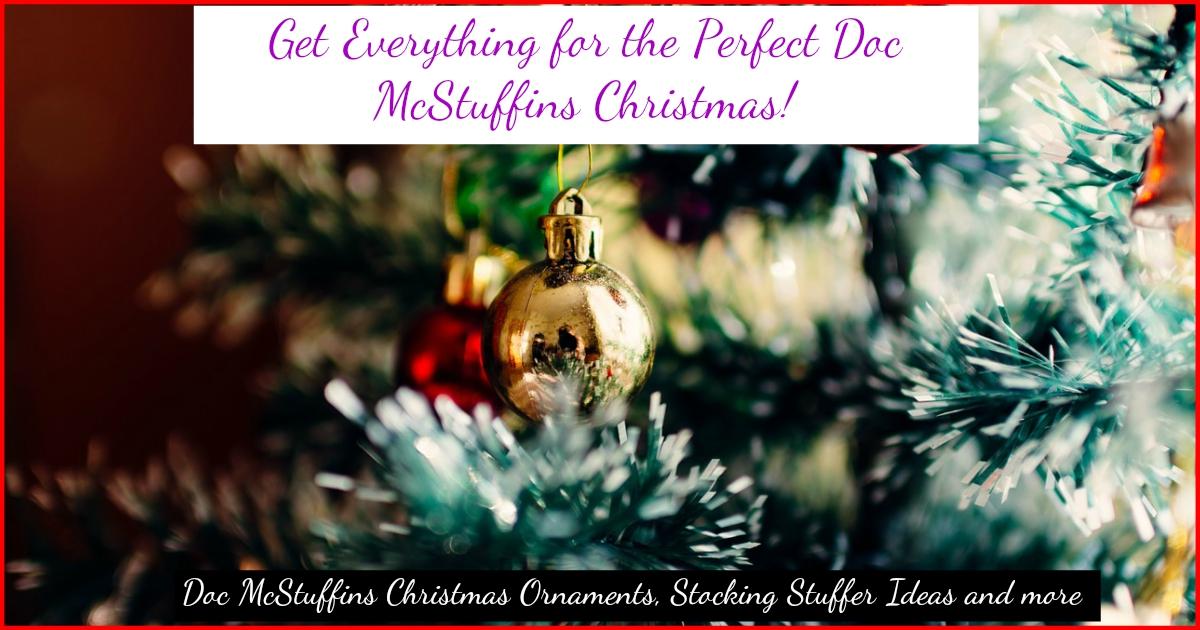 Doc McStuffins Christmas