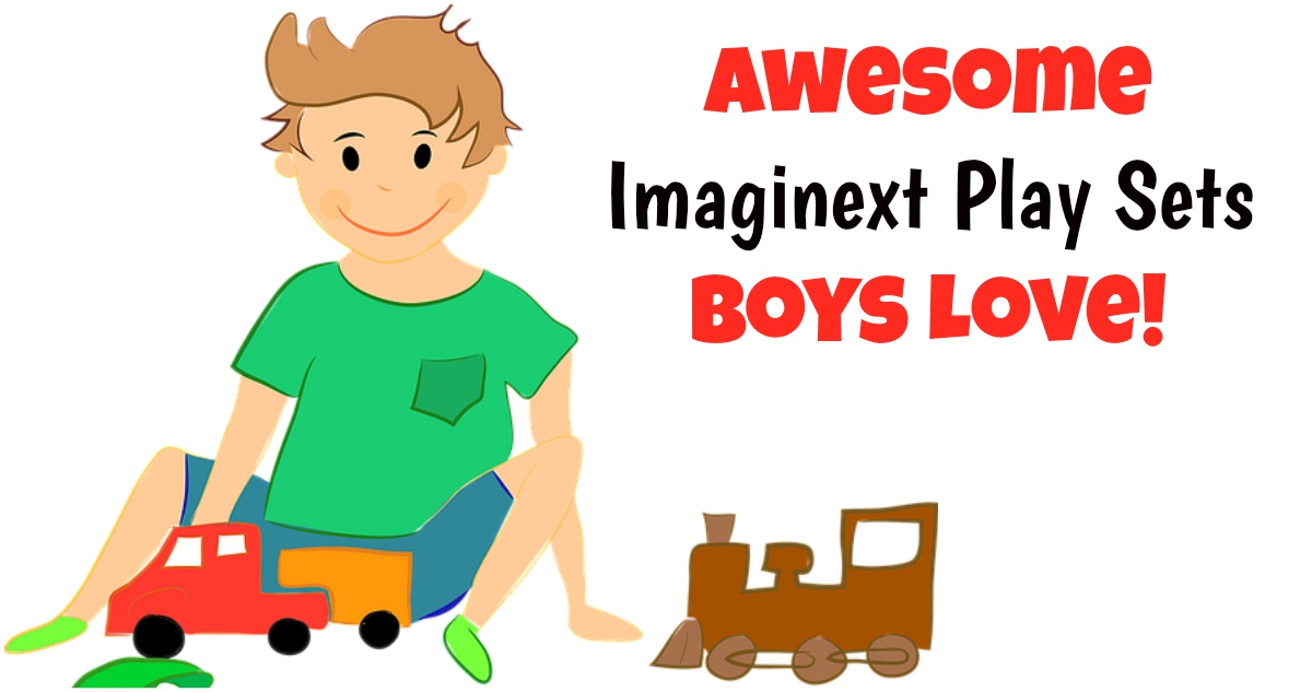 Imaginext Toys Boys