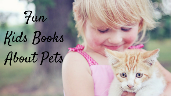 Kids Books About Pets