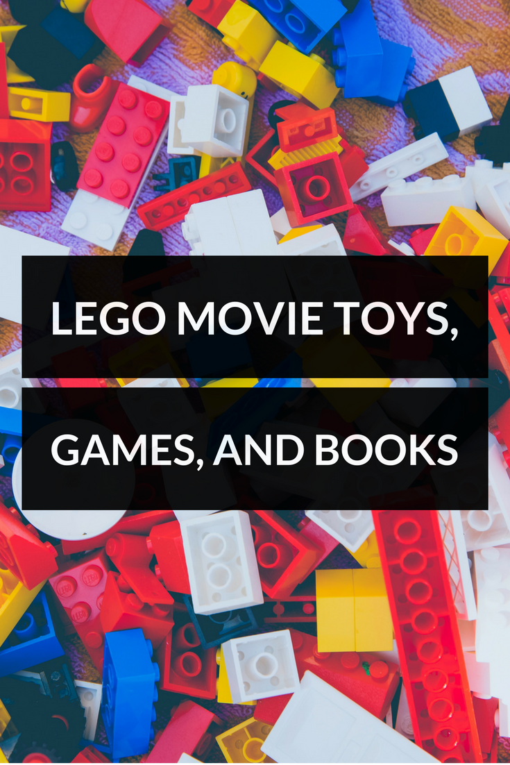 Lego Movie Toys games