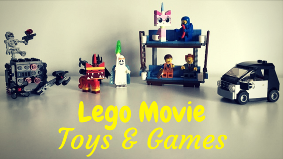 Lego Movie toys and games