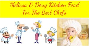 Melissa & Doug Kitchen Food For A Fun Meal