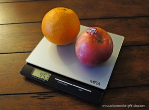 Review of MIRA Digital Kitchen Scale