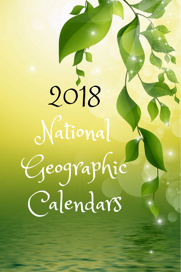 National Geographic Calendars