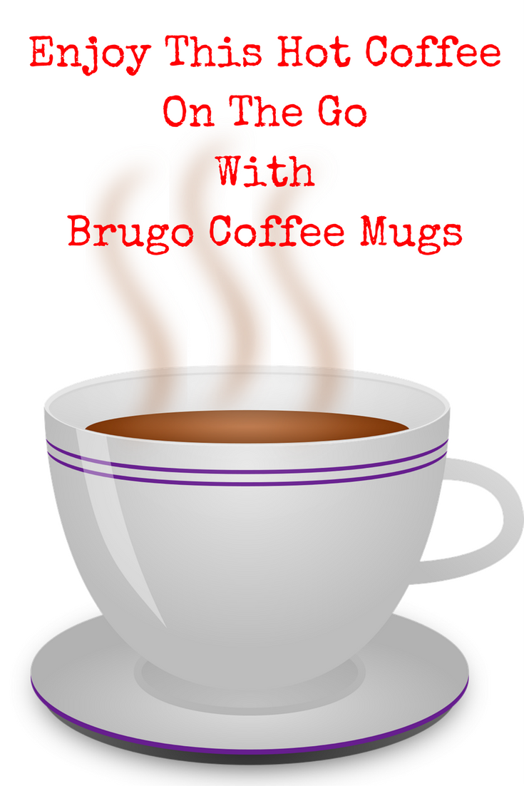 On the go Brugo Mug