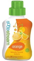 orange flavor, sodastream flavor orange