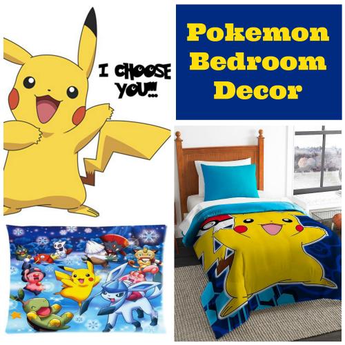 Pokémon Bedding Are The Coolest!