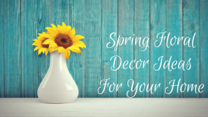 Beautiful Spring Flower Decor