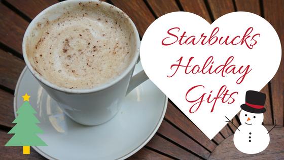 Starbucks Christmas Gift Sets