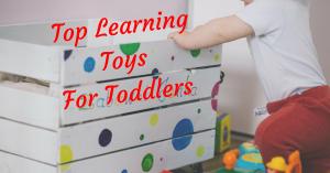 Top Learning Toys Preschoolers