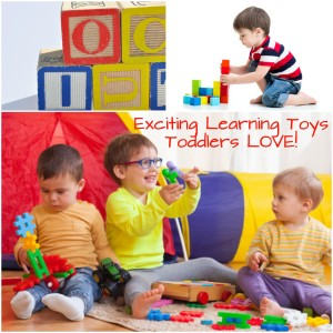 Best Learning Toys Toddlers Want in 2018