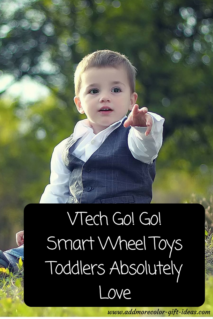 Vtech Go Go Smart Wheels