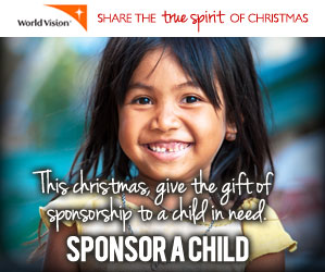Holiday Gifts from World Vision Gift Catalog