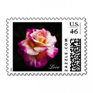 Gorgeous Postal Stamps from Add More Color
