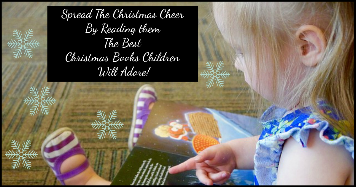 best Christmas books kids