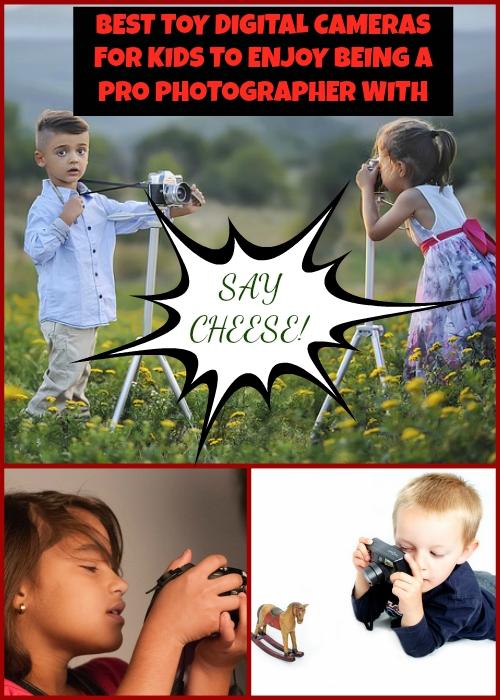 best digital camera kids