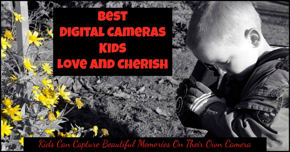 best digital cameras kids