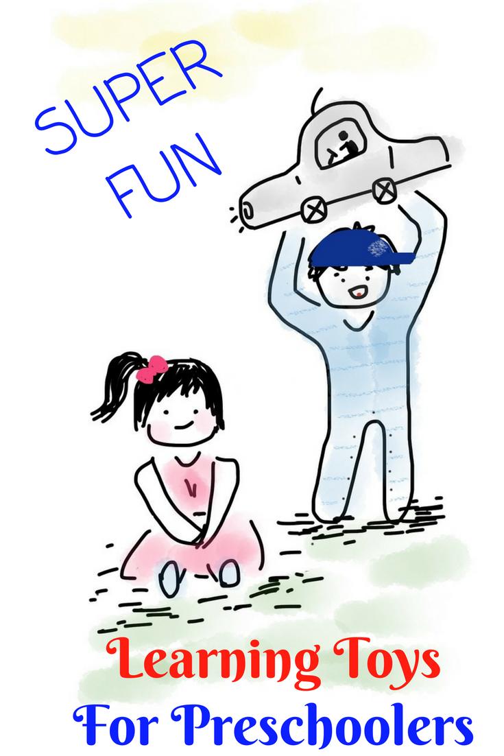 best educational preschool toys