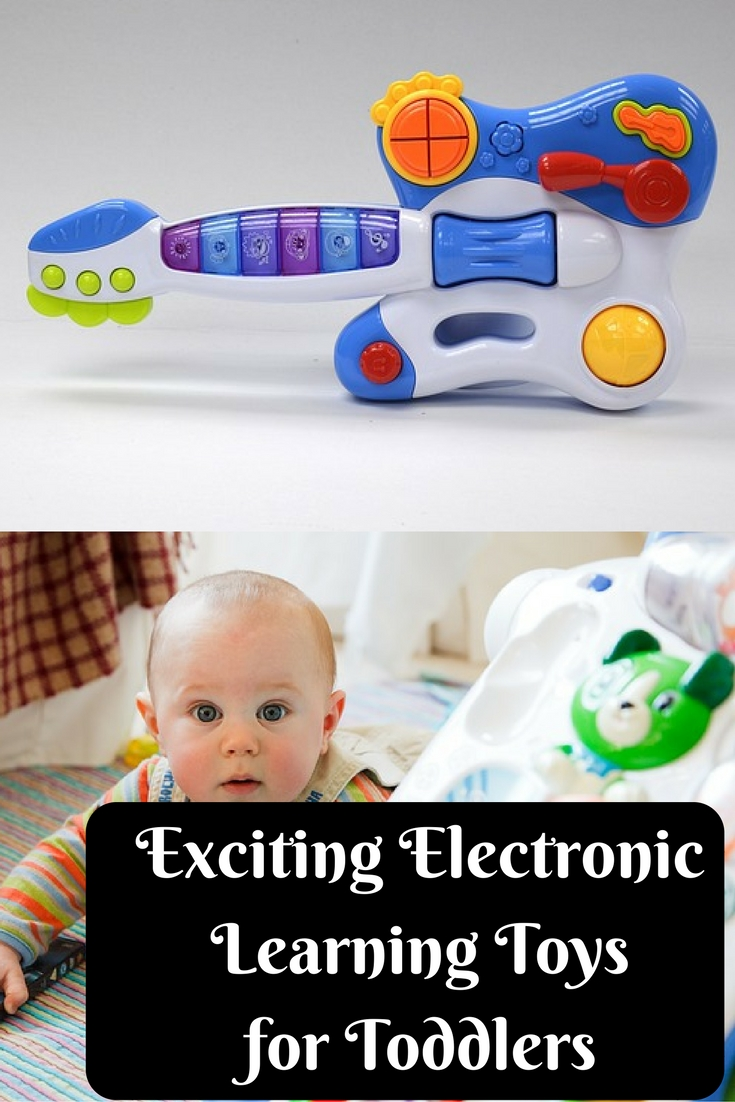 What Are The Best Learning Toys For Toddlers : Exciting electronic learning toys toddlers love all day