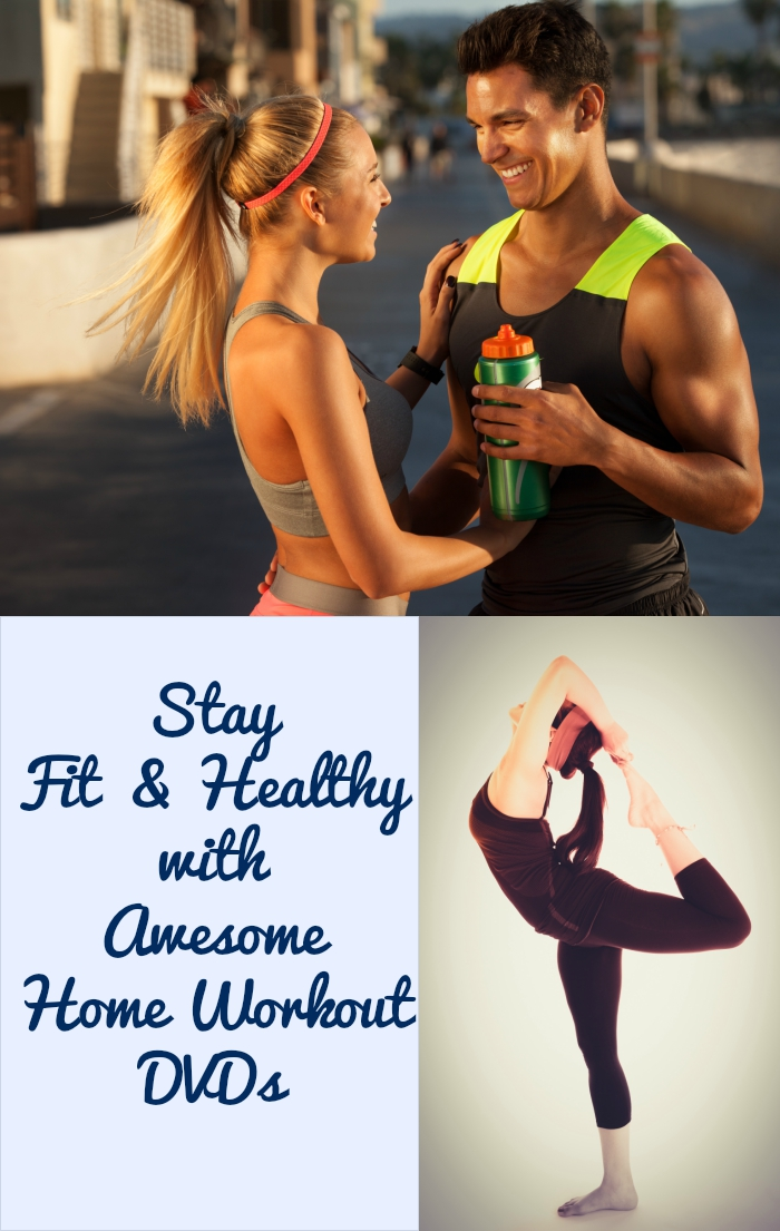 best home exercise dvds