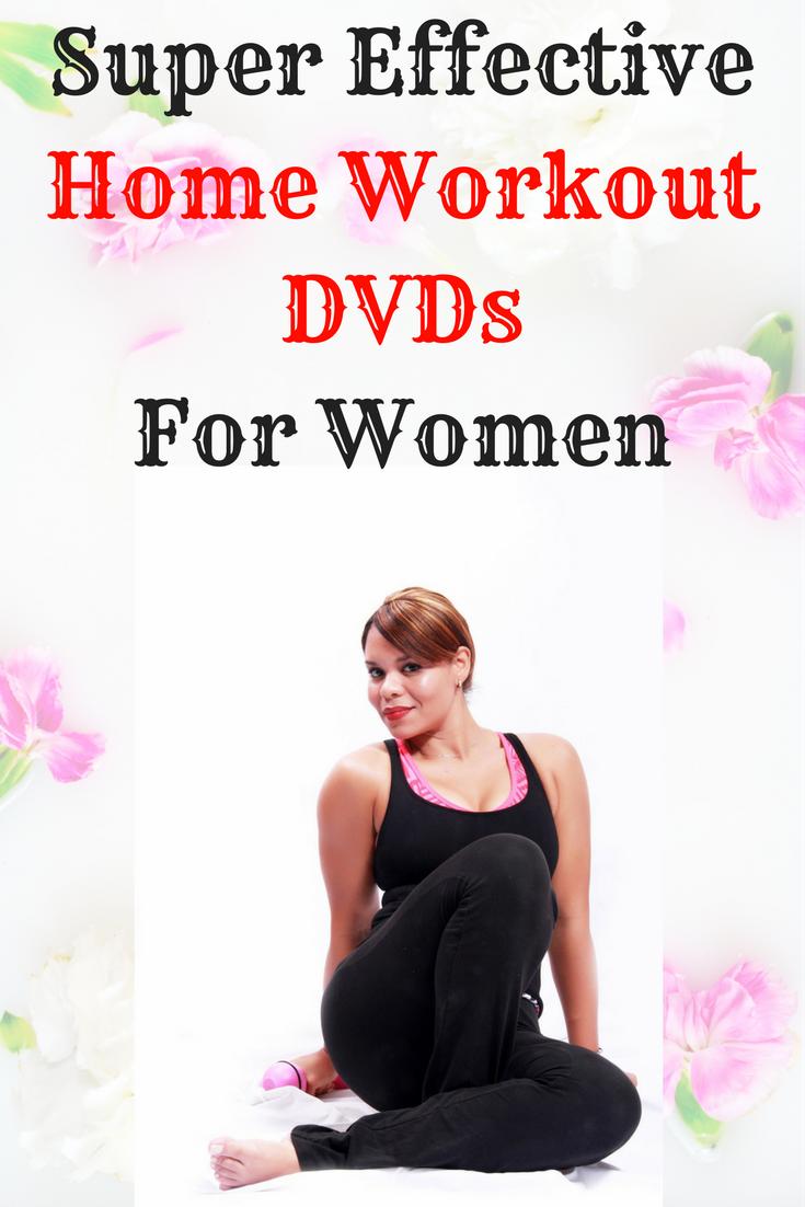 best home exercise dvd women