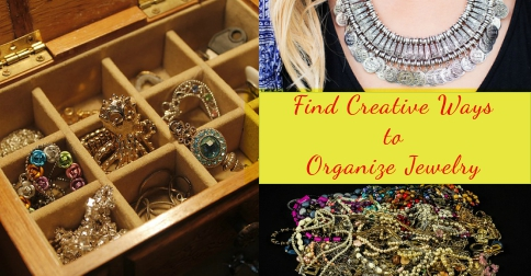 best way organize jewelry