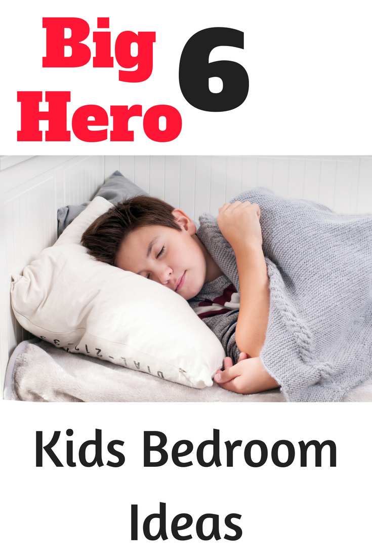 big hero 6 bedroom ideas kids