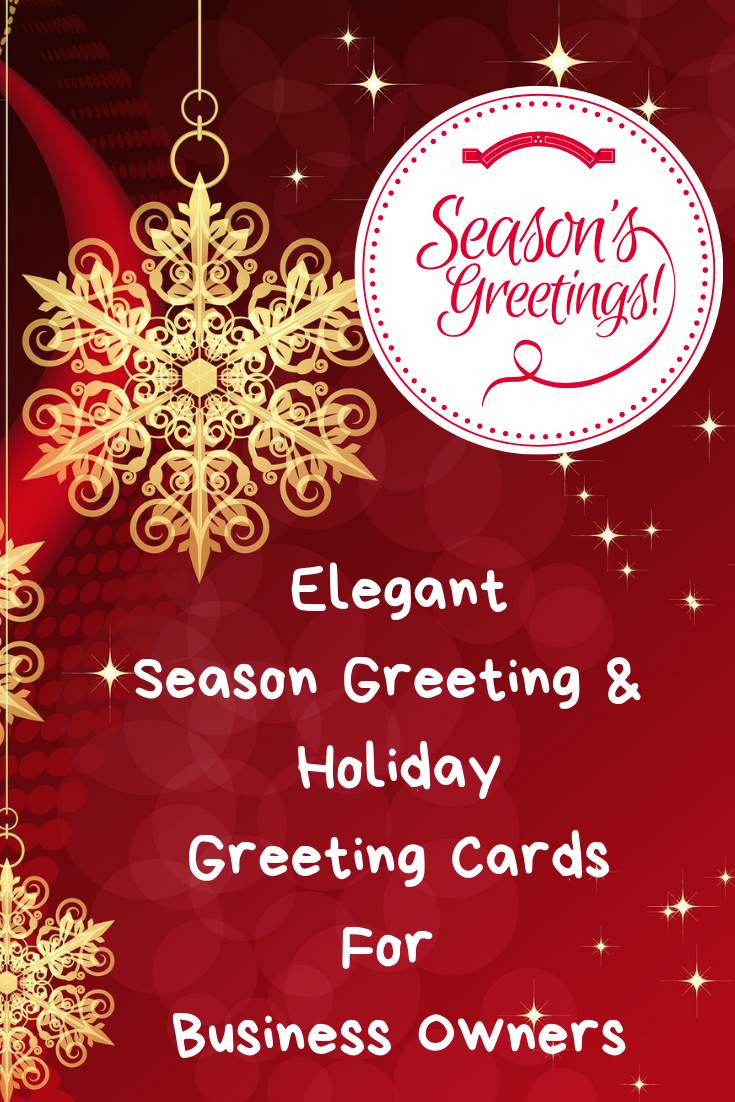 business season greetings cards for a professional start to a new year business season greetings cards for a