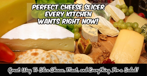 cheese cutting board slicer