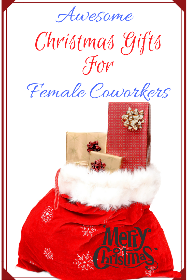 Christmas Gift Ideas For Female Coworkers