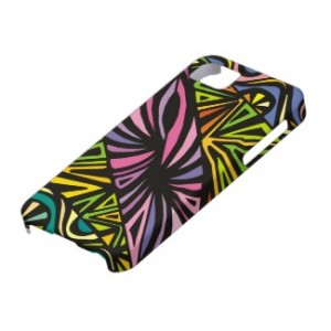 Colorful Rainbow iPhone 5S Cases