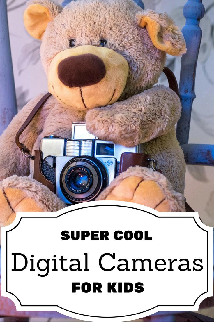 digital camera kids reviews
