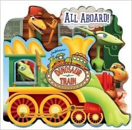Read on the Dinosaur Train
