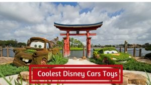Disney Cars Characters and Toys Kids Would Love!