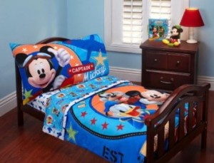 Mickey Mouse Bedding, Home Decor and Furniture for Kids