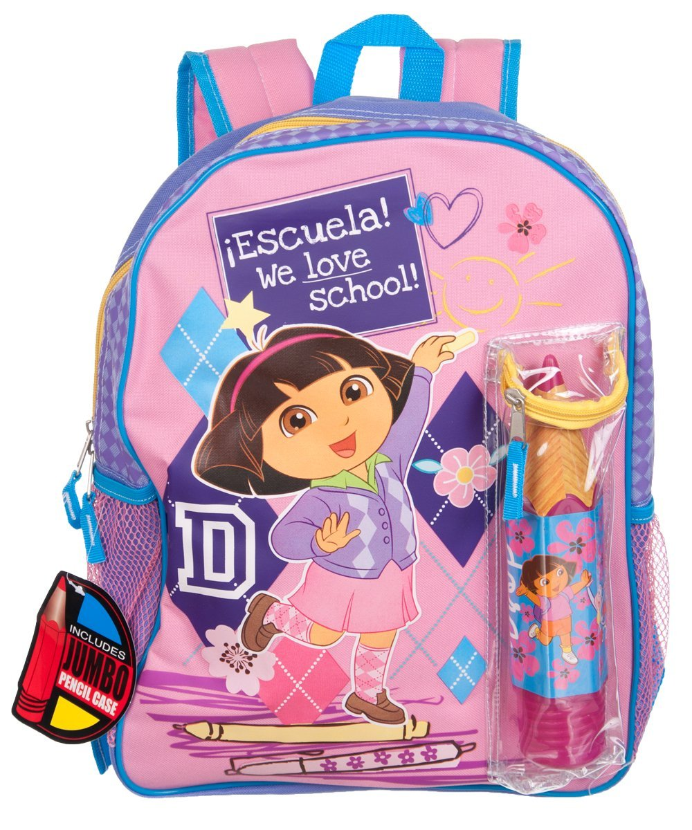 dora the explorer school supplies