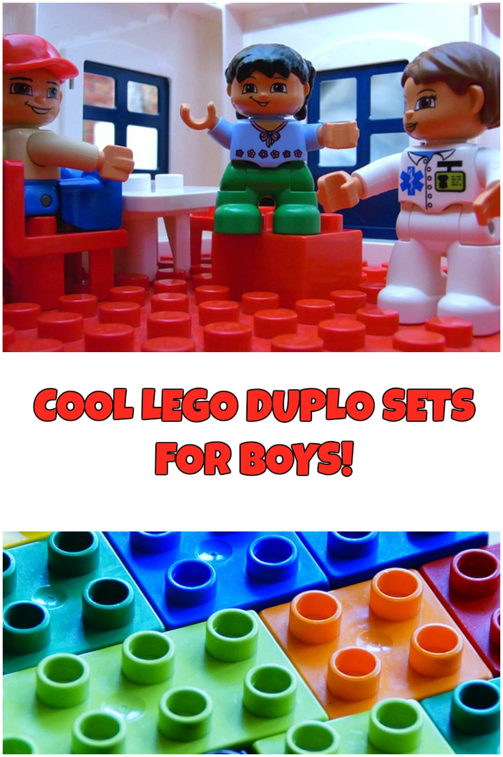 duplo lego sets boys