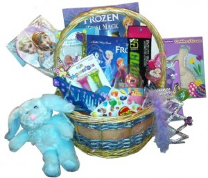 Easter Gift Baskets for Girls