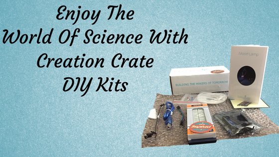 Awesome Electronic Kits Kids Love From Creation Crate
